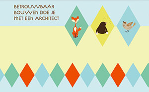 Kies een architect